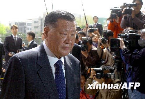 现代郑梦九被批准拘留 最长可判无期(图)