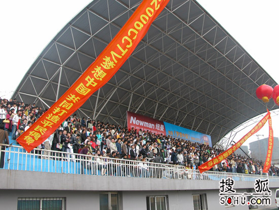 《梦想中国》沈阳海选:8000人沈阳追逐梦想