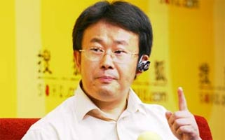 北邮教授曾剑秋 通信世界项立刚30日做客搜狐