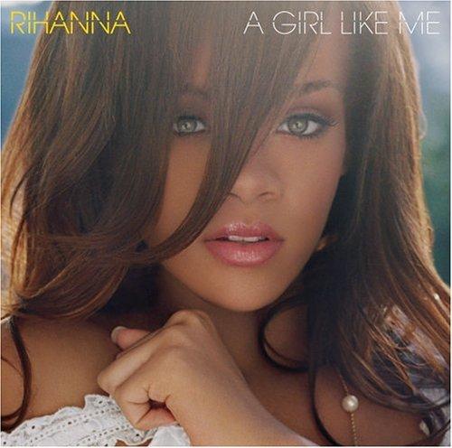Rihanna:《A Girl Like Me》封面欣赏