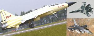 枭龙04战机首飞引世界关注 我国战机仍有两难题