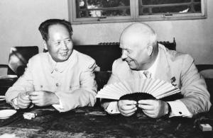 前苏联曾想引进百万中国工人 赫鲁晓夫亲自游说