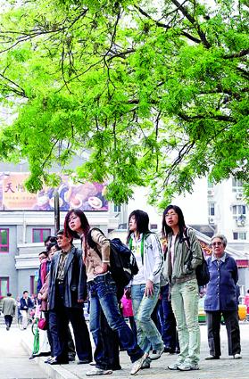 北京入夏平均时间5月29日 今年与常年持平(图)