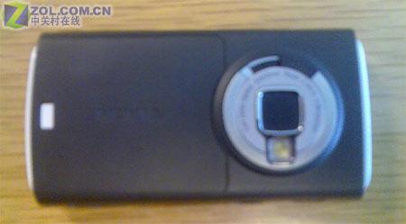 N91已过时?滑盖4GB诺基亚N83谍照曝光