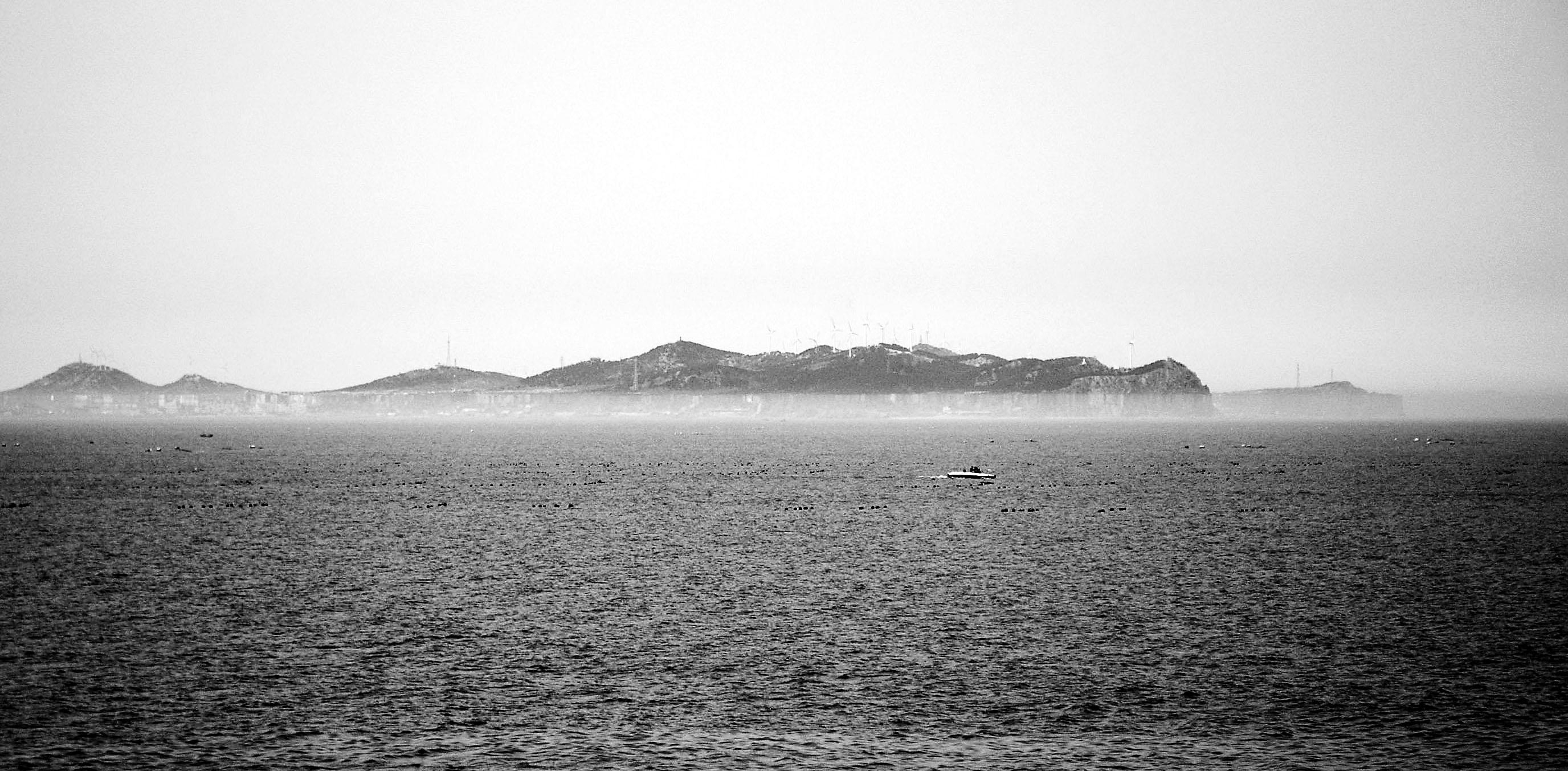 蓬莱:海市蜃楼海滋景观同现(图)