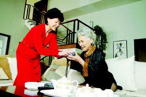 李少红转型之作登央视 归亚蕾40年媳妇熬成婆