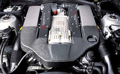 越改越性感--宝马645i与奔驰SL55 AMG