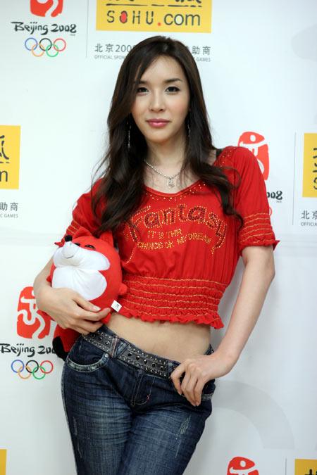 韩国变性艺人河莉秀用中文表白:做女人挺好!
