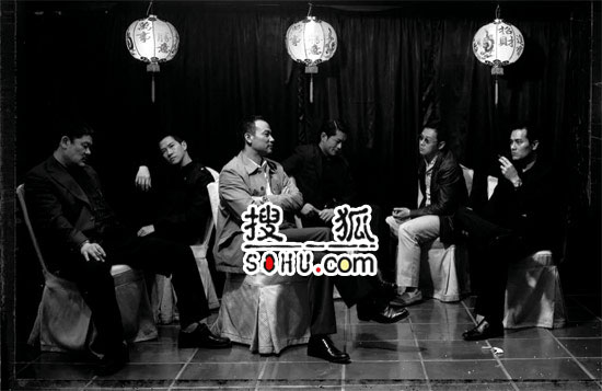 杜琪峰电影《黑社会2》精彩剧照-11(图)