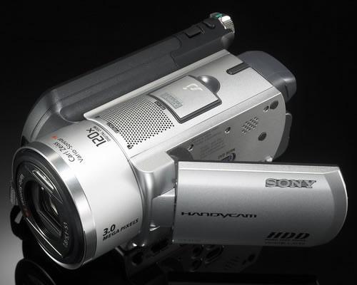 索尼DCR-SR100E