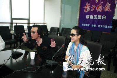 梦想中国南京赛区:李咏和孙悦