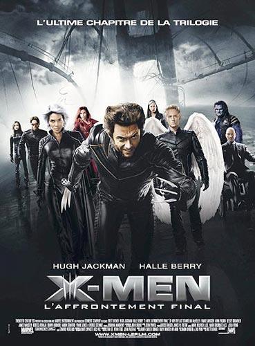 电影《X战警3》精彩海报-2