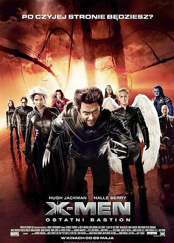 电影《X战警3》精彩海报-3