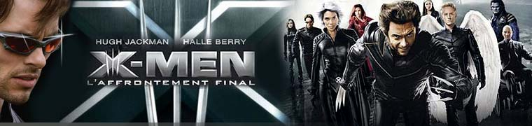 《X战警3》