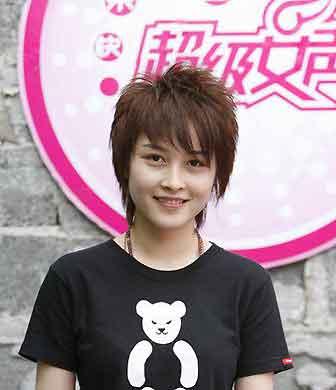 超女长沙唱区10强:厉娜