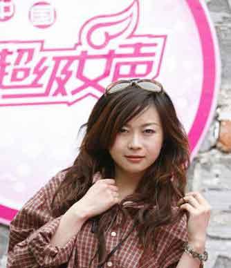 超女长沙唱区10强:杨丹