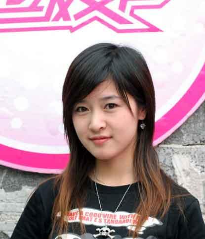 超女长沙唱区10强:张珊珊