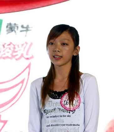 超女长沙唱区10强:张亚飞