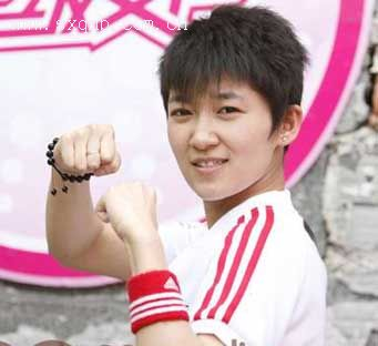 超女长沙唱区10强:李薇薇