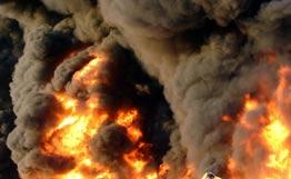 尼日利亚发生输油管道爆炸事件 至少100人死亡