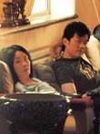 鹏菲恋:王菲和她的三任男友写真