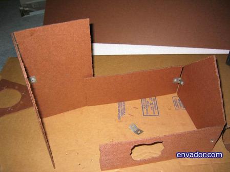 给炎热夏天添点清凉 童话小屋机箱改造