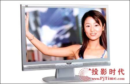 优派N1900w液晶电视