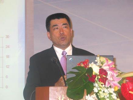 图文:诺基亚副总裁邵光华谈打造安全移动网络