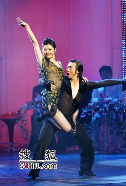 《舞林大会》半决赛:吉雪萍