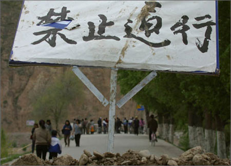 甘肃岷县大桥垮塌疑为超载所致 桥梁专家已前往