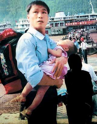 三峡移民是三峡工程的第一功臣(图)
