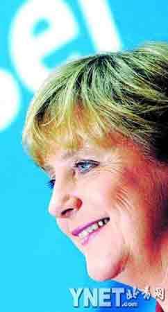 德国总理默克尔访华 外电称寻找中德关系新定位