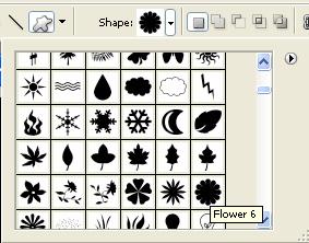 天极设计在线_Photoshop形状工具绘制卡通风格网站导航