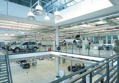 投资3亿欧元 奥迪Q5将于2008年德国生产
