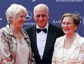 2006第七届劳伦斯奖,费德勒,纳达尔,约翰逊