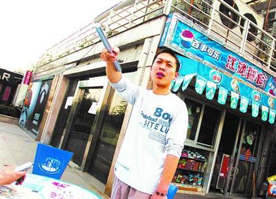 前国脚大王涛武汉被殴 连夜逃至机场躲于花坛