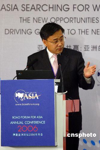 郭树清:金融开放的重点须是机制转换