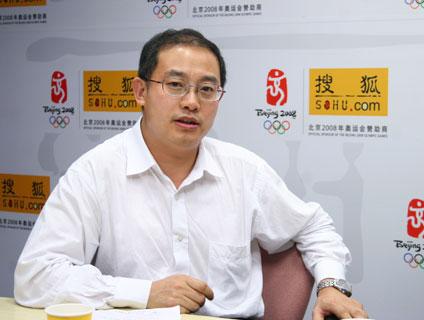 游戏学院总裁李新科在线访谈实录