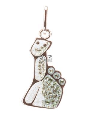 饰品:swarovski的水晶动物(9款)-搜狐女人