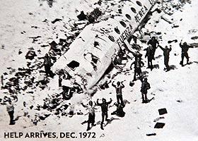 乌拉圭空难幸存者曾以同伴尸体为食