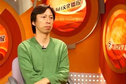 搜狐老张做客每日文化播报