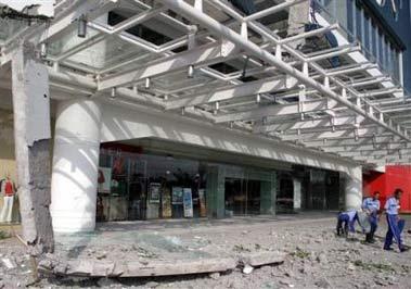 印尼红十字会:地震已造成443人死亡 2800人受伤