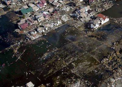 印尼,地震
