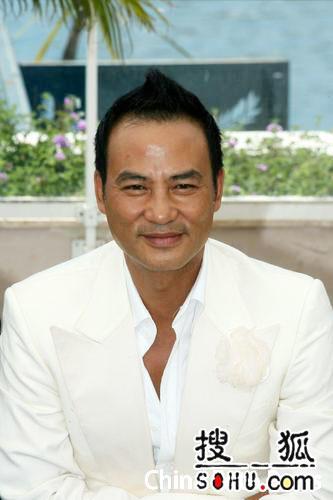 《黑社会2》首映礼 杜琪峰古天乐任达华亮相