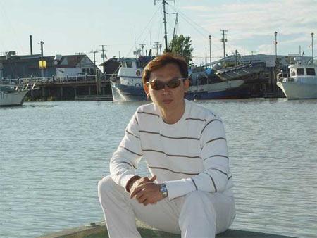 图文:苏东酷图欣赏 温哥华渔人码头