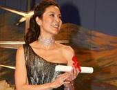 第59届戛纳颁奖礼-杨紫琼满面微笑登台颁奖