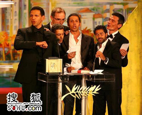 59戛纳颁奖礼 最佳男主角《土著》4位男星