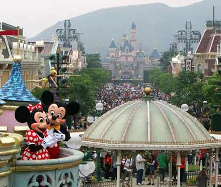 迪斯尼拟在大马建乐园 称不影响香港及东京迪园