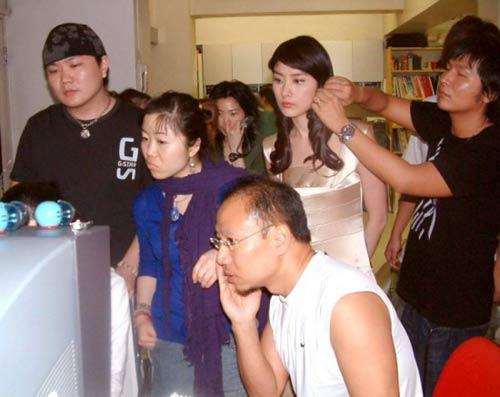陈慧琳亚洲人气高涨 接拍韩国化妆品广告(图)