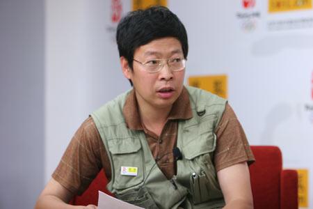 图文:搜狐首席记者方肇 畅聊德国世界杯